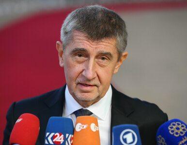 Premier Czech: Szczyt Grupy Wyszehradzkiej w Izraelu odwołany