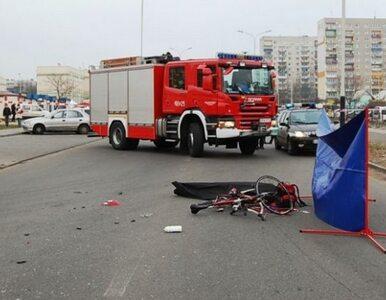 Areszt dla całej trójki odpowiedzialnej za śmierć rowerzysty w Pabianicach