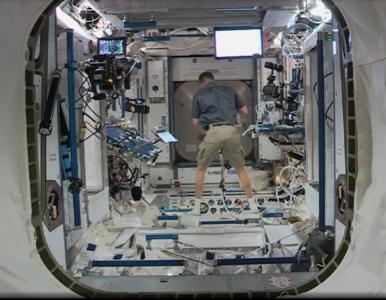 NA ŻYWO: Misja NASA i SpaceX. Kapsuła Crew Dragon zadokowała na...