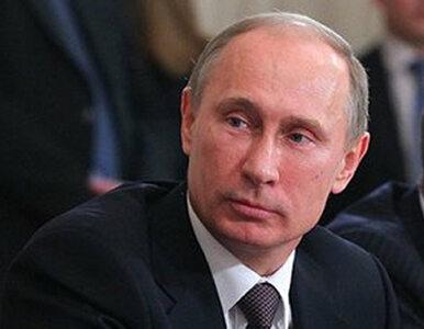 """Putin: """"Jednostronny dyktat"""" USA osłabia globalne bezpieczeństwo"""
