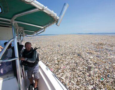 Morze Karaibskie czy morze śmieci? Zatrważające zdjęcia zaskoczyły nawet...