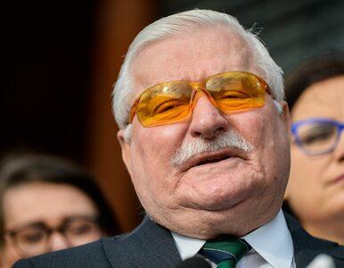 """Lech Wałęsa o """"nocnej zmianie"""": Premier Olszewski chciał pozostać przy..."""