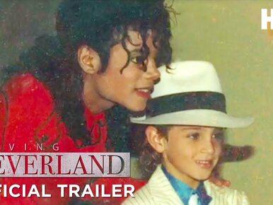 Jest oficjalny zwiastun kontrowersyjnego filmu HBO o Michaelu Jacksonie