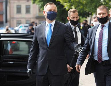 """Andrzej Duda odpowiada zagranicznym mediom. Prezydent pisze o """"brudnej..."""