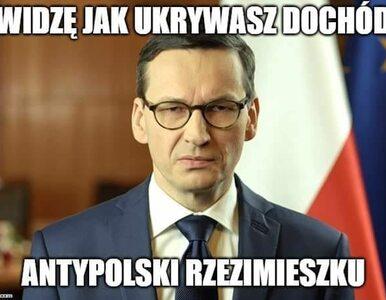 Memy na ocieplenie wizerunku? Premier Morawiecki ma swój fanklub na...