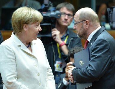 Dziś wybory do Bundestagu. Przewaga Merkel nad Schulzem topnieje
