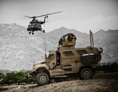 Polscy żołnierze znów trafią do Afganistanu?