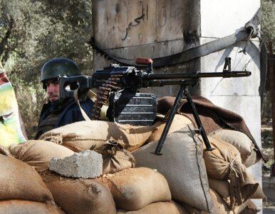 Syryjska rewolucja upada? Rebelianci tracą swoją twierdzę