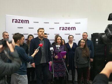 Partia Razem przedstawiła projekty wyborcze. Chcą obniżenia pensji posłów