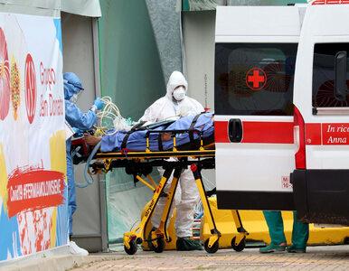 Kolejne dramatyczne informacje z Włoch. Bilans ofiar śmiertelnych...
