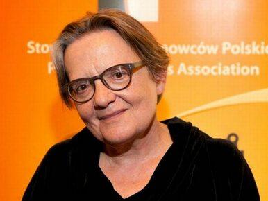Agnieszka Holland pierwszą kobietą prezesem Europejskiej Akademii Filmowej