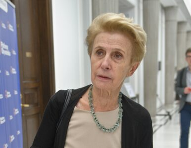 Posłanka PO: Media publiczne znajdą się w rękach ministra skarbu