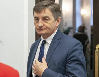 Marek Kuchciński powrócił. Były marszałek szefem sejmowej komisji