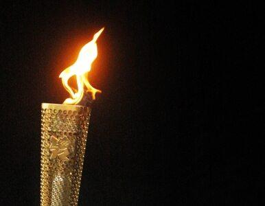 Elżbieta II ogrzeje się w blasku olimpijskiego ognia