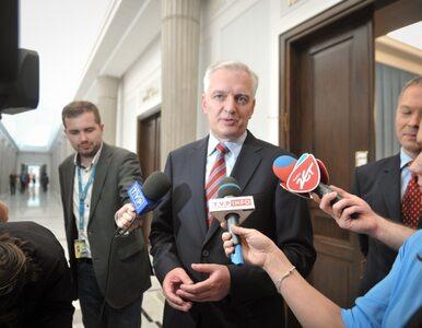 Poseł PO: Gowin wyręcza PiS w atakach na rząd