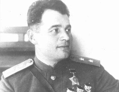Pomnik sowieckiego generała odbierze rosyjski biznesmen