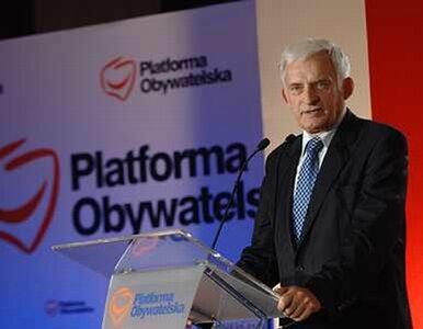 Buzek: nie będę prezydentem