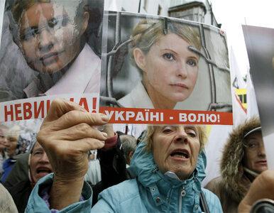 Tymoszenko: Ukrainie grozi rewolucja