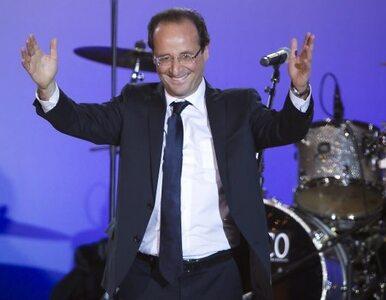 Barroso dziękuje Sarkozy`emu i wierzy w Hollande`a