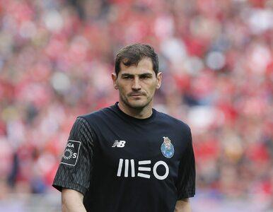 """Iker Casillas zakończył karierę. """"To jeden z najtrudniejszych dni"""""""