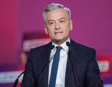 Robert Biedroń skomentował pomysł usunięcia krzyża z Giewontu