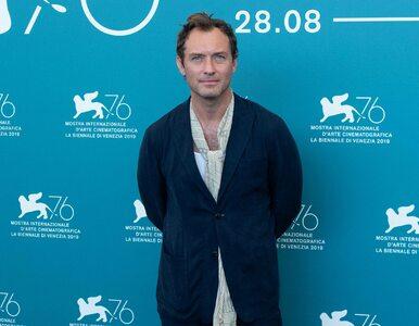 """Film """"Piotruś Pan i Wendy"""". Jude Law może zagrać Kapitana Haka"""