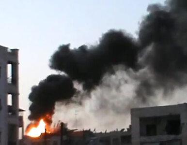 Syria: siły Asada atakują z powietrza - 18 osób zginęło