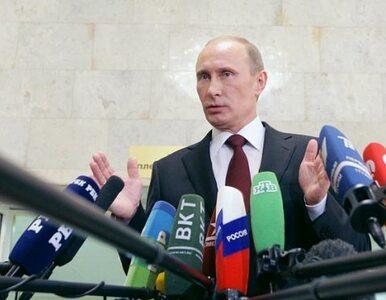 Putin: chcę być prezydentem, oto moje papiery