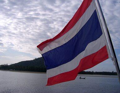 Tajlandia: runął podwieszany most, pięć osób zginęło