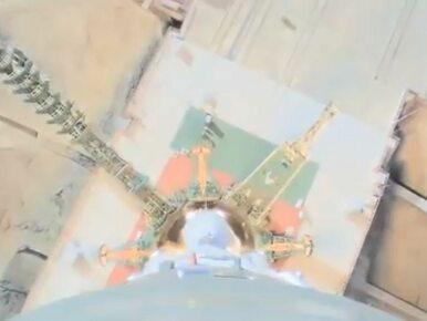 Rosjanie pokazali wideo z katastrofy Sojuza. Ogłosili też przyczynę awarii