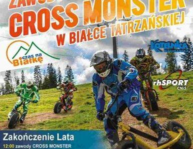 Zawody Cross Monster w Białce Tatrzańskiej