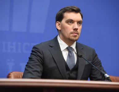 Skandal w ukraińskiej polityce. Po tym nagraniu premier podał się do...