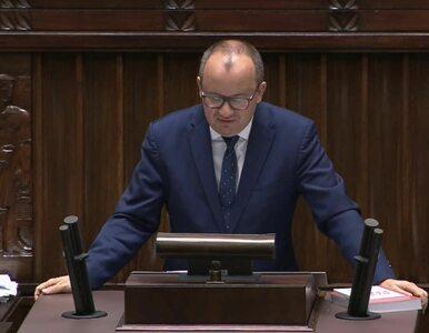 RPO złożył w Sejmie raport z działalności. Przy niemal pustej sali