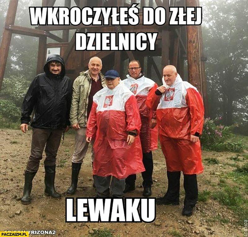 Wyprawa na Koziarza - memy