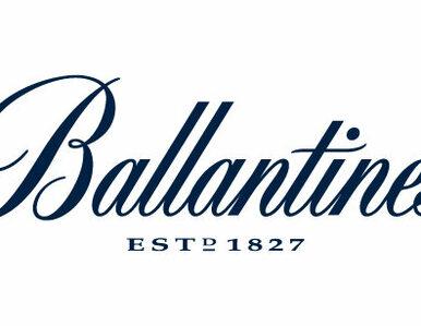 Prezent, który mówi sam za siebie  butelka  Ballantines Finest skrojona...
