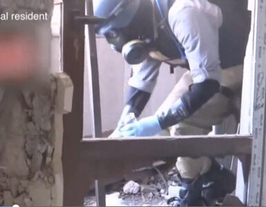 ONZ: w Syrii użyto broni chemicznej - to pewne