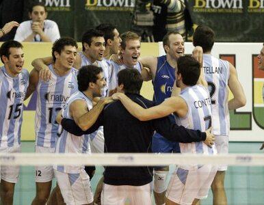 Argentyńscy siatkarze jadą do Londynu