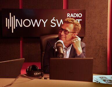 """Maciej Orłoś: """"Radio Nowy Świat to fenomen. Dostałem zastrzyk adrenaliny"""""""