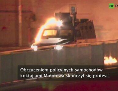 Kurdowie strajkują w Turcji. Obrzucili policję koktajlami Mołotowa