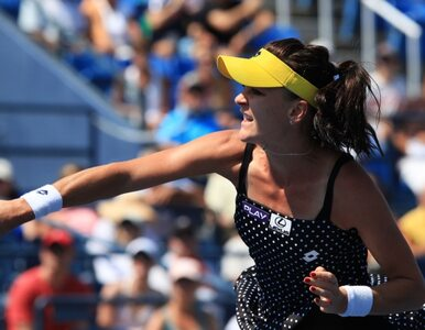 WTA Finals: Radwańska przegrywa z Wozniacki