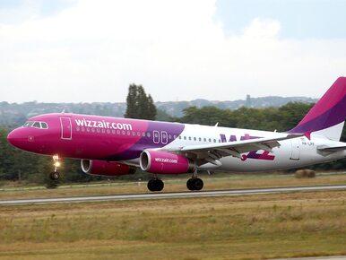 Pasażerka lotu do Warszawy oddała mocz w samolocie. Mówiła po polsku