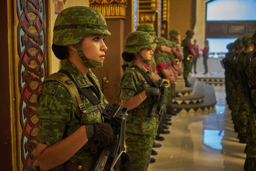 Żołnierz, zdjęcie ilustracyjne
