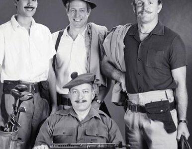 Ojcowie filmowców byli razem w wojsku. Grant i Ritchie odtworzyli...