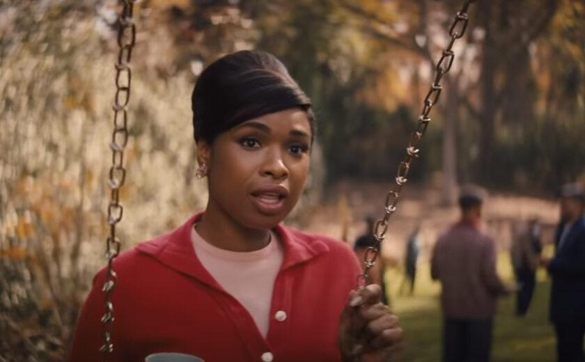 "Jennifer Hudson jako Aretha Franklin w filmie ""Respect"""
