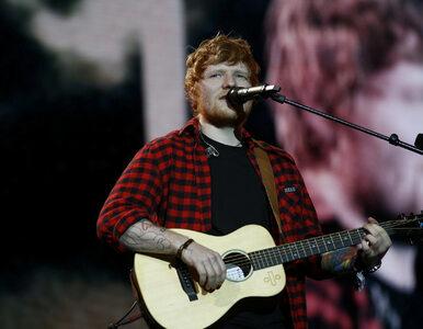Ed Sheeran opublikował zdjęcie z ukochaną. Stało się hitem