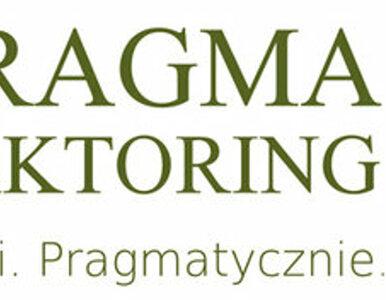 Faktoring jest prosty i łatwo dostępny - kampania Pragma Faktoring
