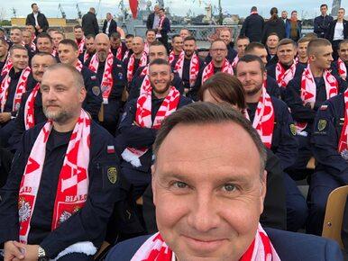 Mundial 2018. Po porażce Polski z Kolumbią Andrzej Duda podał trzy...