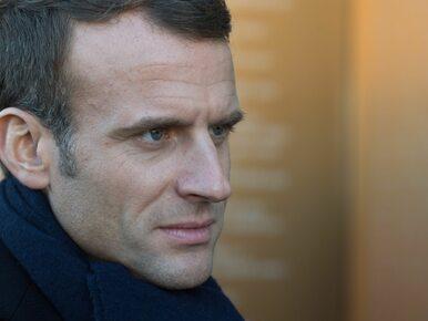 Emmanuel Macron: Nacjonalizm jest zdradą patriotyzmu