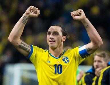 Ibrahimović: Szwecja bardziej zasługuje na mundial niż Portugalia