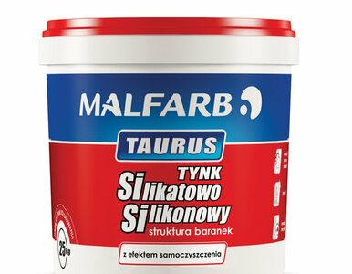 Nowa odsłona tynków Malfarb